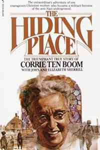 Corrie Ten Boom - The Hiding Place  small