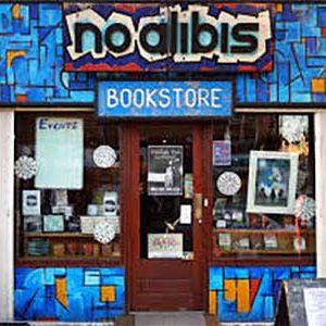 No Alibis Bookstore